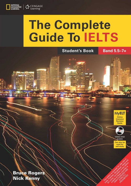 The Complete Guide To Ielts Students Book