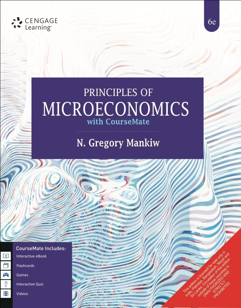 Micro econ principles of microeconomics with coursemate fandeluxe Image collections