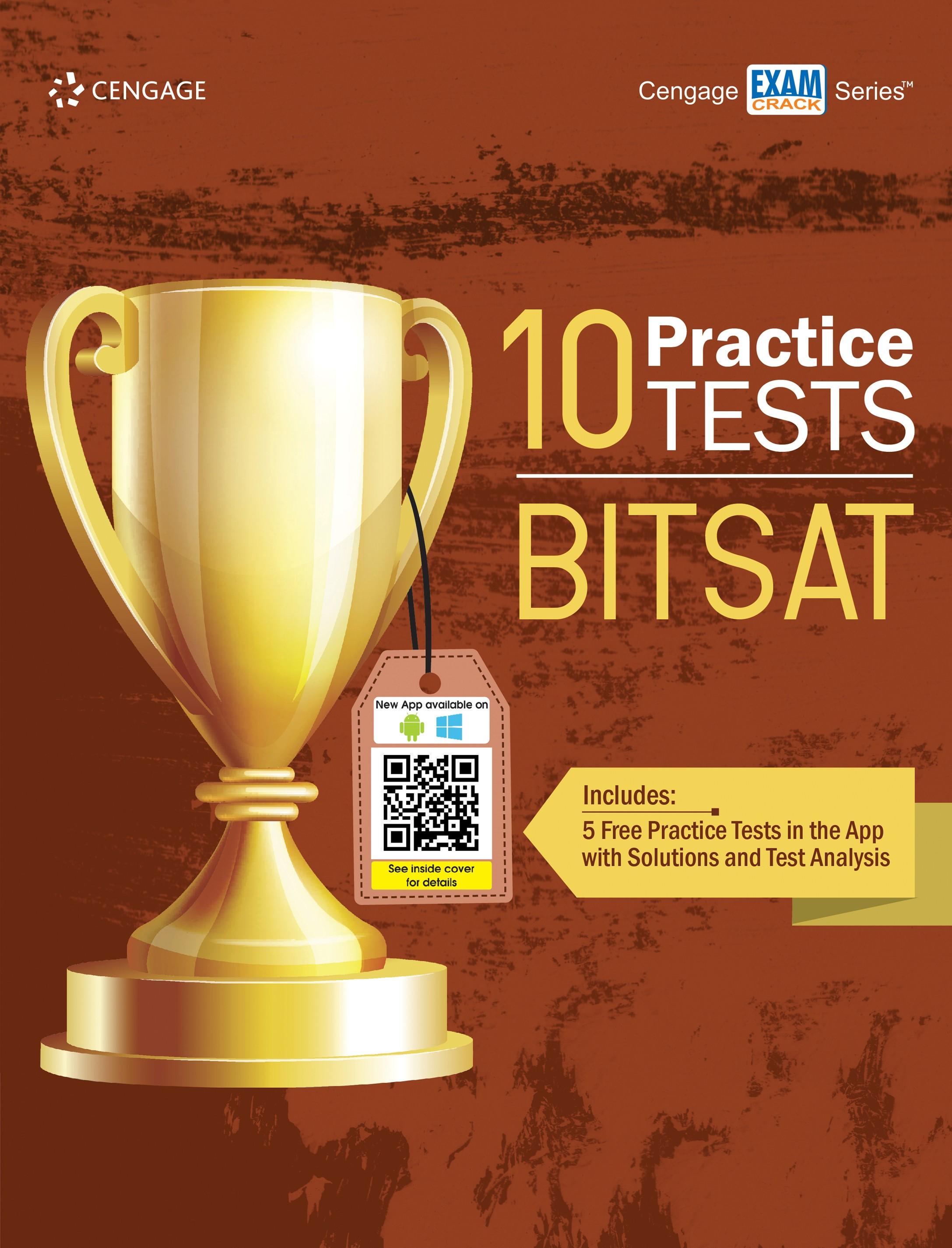 10 Practice Tests Bitsat