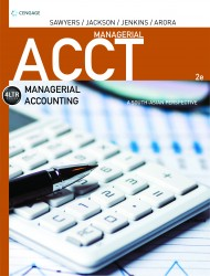 Managerial acct managerial acct a south asian perspective with coursemate fandeluxe Image collections