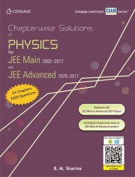 Chapterwise Solutions of Physics for JEE Main 2002–2017